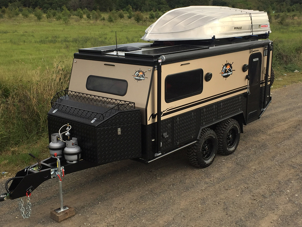 Curlew Extreme Outback Campers